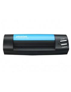 Plustek MobileOffice S602 1200 x DPI Käyntikorttiskanneri Musta, Sininen A6 Plustek 0287 - 1