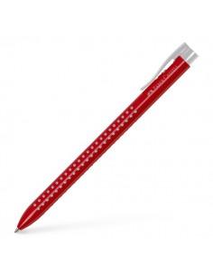 Faber-Castell Grip 2022-M Punainen Kuulakärkikynä kiertomekanismilla 1 kpl Faber-castell 544621 - 1