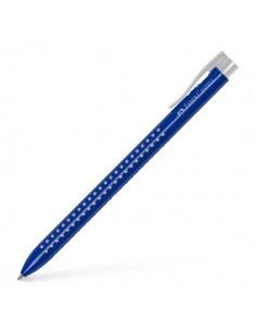 Faber-Castell Grip 2022-M Sininen Kuulakärkikynä kiertomekanismilla 1 kpl Faber-castell 544651 - 1