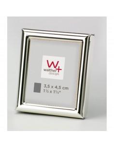 Walther Design WD354S valokuvakehys Hopea Yksi kuvakehys Walther WD354S - 1
