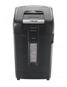 Rexel Auto+ 750X paperisilppuri Ristiinleikkaava 60 dB 23 cm Musta Rexel 2103750EU - 1