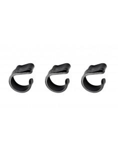Tether Tools ASHK3 kaapelinjärjestäjä Cable hook Vastaanotto Musta 3 kpl Tether Tools ASHK3 - 1