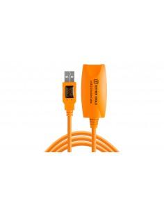 Tether Tools CU1917 kaapeli liitäntä / adapteri USB 2.0 A Oranssi Tether Tools CU1917 - 1