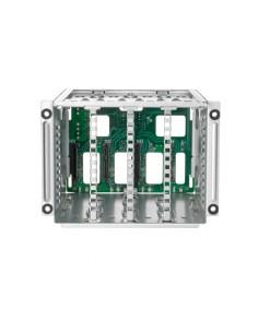 Hewlett Packard Enterprise HPE ML110 Gen10 4LFF Non Hot Plug Drive Cage Kit Carrier-panel Hp 874008-B21 - 1