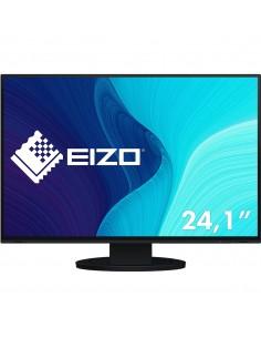 "EIZO FlexScan EV2495-BK tietokoneen litteä näyttö 61.2 cm (24.1"") 1920 x 1200 pikseliä WUXGA LED Musta Eizo EV2495-BK - 1"