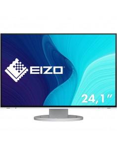 "EIZO FlexScan EV2495-WT tietokoneen litteä näyttö 61.2 cm (24.1"") 1920 x 1200 pikseliä WUXGA LED Valkoinen Eizo EV2495-WT - 1"
