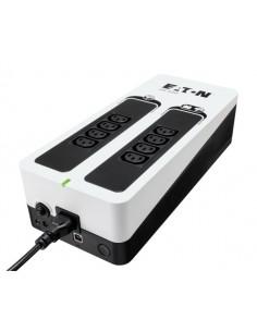 Eaton 3S550I UPS-virtalähde Valmiustila (ilman yhteyttä) 550 VA 330 W 8 AC-pistorasia(a) Eaton 3S550I - 1