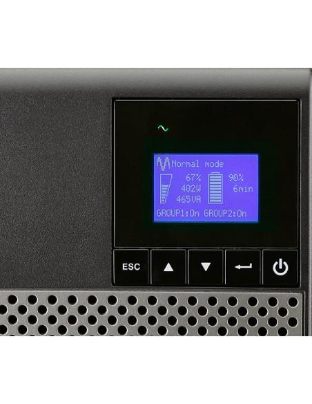 Eaton 5P 650i Linjainteraktiivinen 650 VA 420 W 4 AC-pistorasia(a) Eaton 5P650I - 6