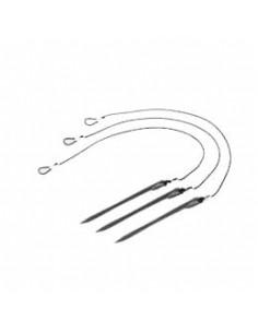 Zebra SMB Stylus Tethered Grey stylus-pennor Silver Zebra 11-43912-03R - 1