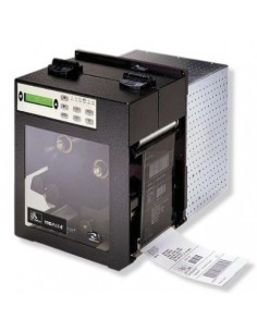Zebra 110PAX4 etikettskrivare Direkt termisk/termisk överföring 203 x DPI Kabel Zebra 112EL0E-00000 - 1