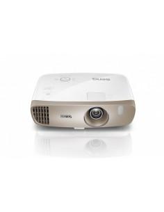 Benq W2000w data projector Desktop 2000 ANSI lumens DLP 1080p (1920x1080) 3D Beige, White Benq 9H.Y1J77.18G - 1