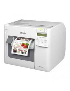 Epson TM-C3500 etikettitulostin Mustesuihku Väri 720 x 360 DPI Langallinen Epson C31CD54012CD - 1