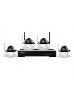 Hikvision Digital Technology NK44W1H-1T(WD) videovalvontalaite Langallinen & langaton 4 kanavaa Hikvision NK44W1H-1T(WD) - 1