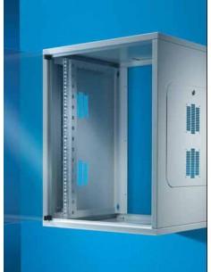 Rittal QE Box DK 7057.030 Seinään asennettava laitekehikko 75kg palvelinteline Rittal 7057030 - 1