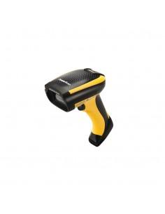 Datalogic PowerScan PM9500 Kannettava viivakoodinlukija 1D/2D Fotodiodi Musta, Keltainen Ingram PM9500-DPM433RBK10/D - 1