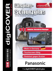 DigiCover G3897 näytönsuojain Kamera Panasonic 1 kpl Digicover G3897 - 1