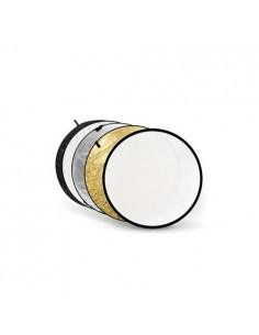 Godox D39684 heijastin valokuvaukseen Pyöreä Musta, Kulta, Hopea, Läpikuultava, Valkoinen Godox RFT-05 60 - 1