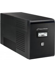 PowerWalker VI 1500 LCD VA 900 W 2 AC-pistorasia(a) Bluewalker 10120019 - 1
