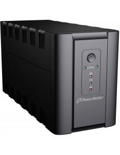 PowerWalker VI 1200 IEC Linjainteraktiivinen VA 600 W 6 AC-pistorasia(a) Bluewalker 10120075 - 1