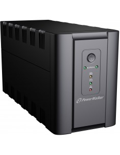 PowerWalker VI 2200 IEC Linjainteraktiivinen VA 1200 W 6 AC-pistorasia(a) Bluewalker 10120076 - 1