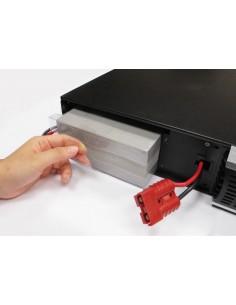 PowerWalker VFI 3000 RMG PF1 Taajuuden kaksoismuunnos (verkossa) VA W Bluewalker 10122115 - 1