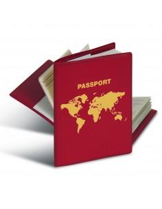 HERMA 5549 passinsuojus Punainen 1 taskua Herma 5549 N - 1