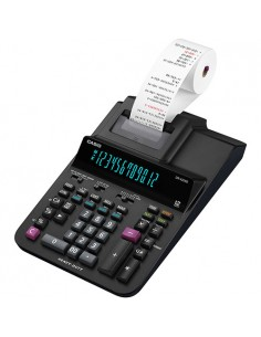 Casio DR-420RE laskin Työpöytä Tulostuslaskin Musta Casio DR-420RE - 1