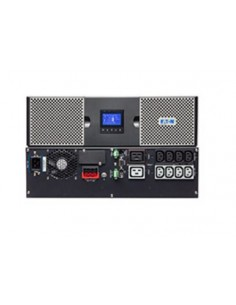 Eaton 9PX3000IRT3U uninterruptible power supply (UPS) Double-conversion (Online) 3000 VA W 10 AC outlet(s) Eaton 9PX3000IRT3U -