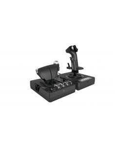 Logitech X56 H.O.T.A.S. USB Musta Logitech 945-000059 - 1