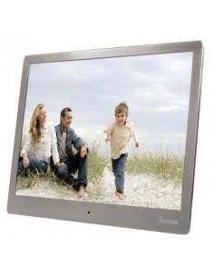 "Hama 00118561 digital photo frame Silver 25.4 cm (10"") Hama 118561 - 1"