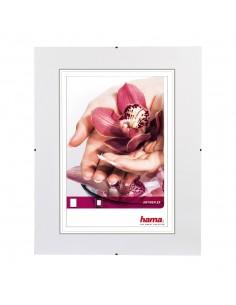 Hama Clip-Fix Transparent Enbildsram Hama 63104 - 1