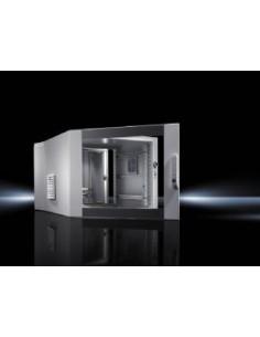 Rittal 7709.535 rack cabinet 9U Freestanding Grey Rittal 7709535 - 1