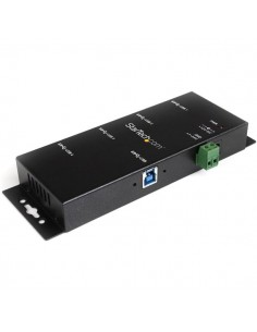 StarTech.com 4-Port Industrial USB 3.0 Hub with ESD Protection Startech ST4300USBM - 1
