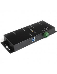 StarTech.com Industriell USB 3.0-hubb med 4 portar - monterbar Startech ST4300USBM - 1