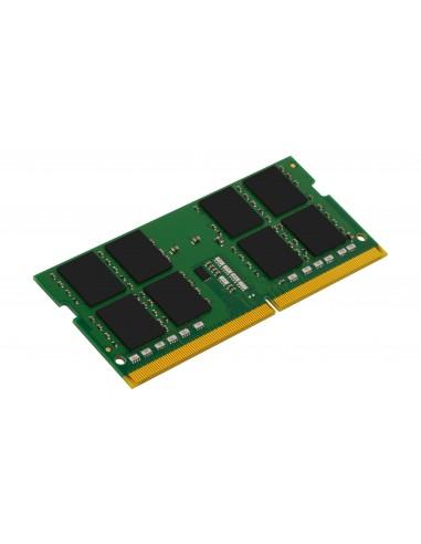 Kingston Technology ValueRAM KVR26S19S8/16 muistimoduuli 16 GB 1 x DDR4 2666 MHz Kingston KVR26S19S8/16BK - 1