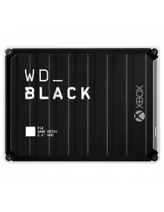 Western Digital P10 ulkoinen kovalevy 2000 GB Musta Western Digital WDBA6U0020BBK-WESN - 1