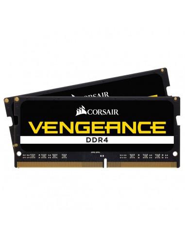 Corsair Vengeance CMSX16GX4M2A3200C22 muistimoduuli 16 GB 2 x 8 DDR4 3200 MHz Corsair CMSX16GX4M2A3200C22 - 1