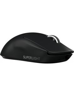 Logitech Pro X Superlight Wireless Perp Gaming Mouse Black Ewr2 Logitech 910-005881 - 1