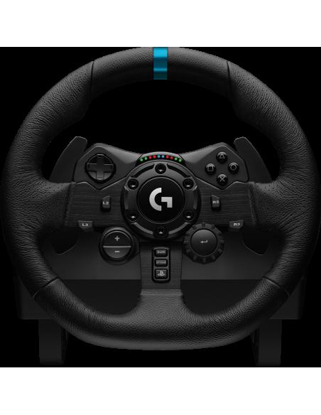 Logitech G G923 Musta USB 2.0 Ohjauspyörä + polkimet PC, PlayStation 4 Logitech 941-000150 - 2