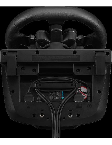 Logitech G G923 Musta USB 2.0 Ohjauspyörä + polkimet PC, PlayStation 4 Logitech 941-000150 - 6