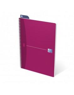 Oxford 100100788 muistikirja A4 Purppura, Vaaleanpunainen, Fuksianpunainen, Punainen Oxford 100100788 - 1