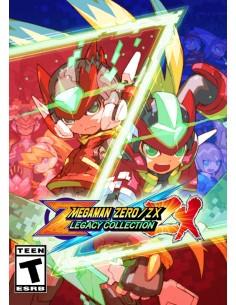 Capcom Mega Man Zero/ZX Legacy Collection Kokoelma Monikielinen PC Capcom 861846 - 1