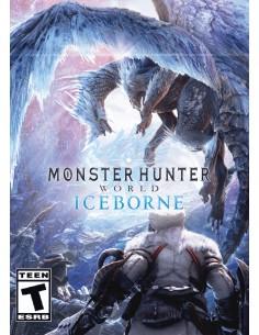 Capcom Monster Hunter World: Iceborne Master Edition Perus Englanti PC Capcom 861927 - 1