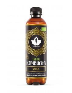 Kombucha - Cola 370ml pullo Puhdistamo KOMC370 - 1