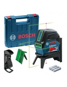 Bosch GCL 2-15 G Linje-/punktlaser 10 m 500-540 nm (< 10mW) Bosch 0601066J00 - 1