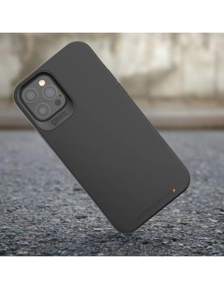"GEAR4 Holborn Slim mobile phone case 13.7 cm (5.4"") Cover Black Zagg 702006037 - 4"