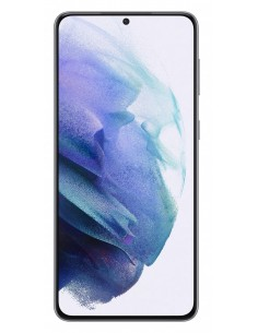 "Samsung Galaxy S21+ 5G SM-G996B 17 cm (6.7"") Dubbla SIM-kort Android 11 USB Type-C 8 GB 128 4800 mAh Silver Samsung SM-G996BZSDE"