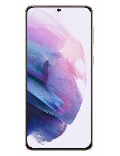 "Samsung Galaxy S21+ 5G SM-G996B 17 cm (6.7"") Dubbla SIM-kort Android 11 USB Type-C 8 GB 128 4800 mAh Violett Samsung SM-G996BZVD"