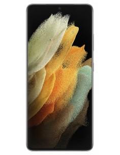"Samsung Galaxy S21 Ultra 5G SM-G998 17.3 cm (6.8"") Kaksois-SIM Android 11 USB Type-C 12 GB 128 5000 mAh Hopea Samsung SM-G998BZS"