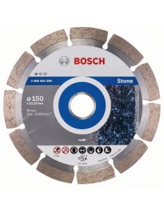 Bosch 2 608 602 599 pyörösahanterä 15 cm 1 kpl Bosch 2608602599 - 1